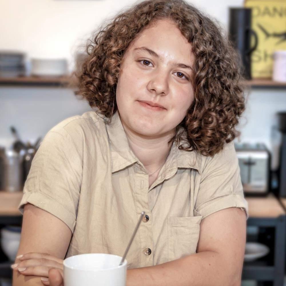 Antonia Koch – Mediengestaltung (Duale Studentin)