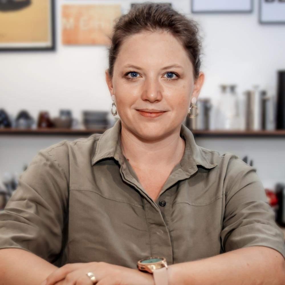 Nadja Schellack - Marketing- und Projektmanagement